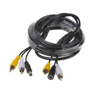 RCA audio/video kabel, 5m